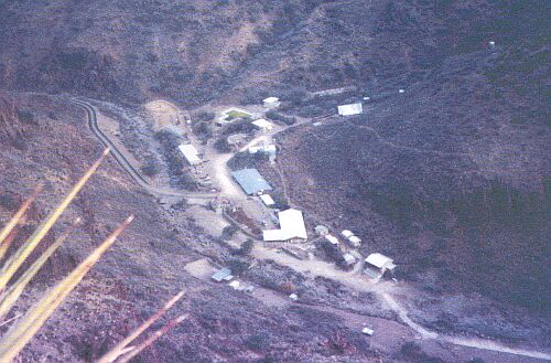 Aerial View of Buffalo Trail Scout Ranch
