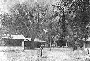 Carr Villiage at Camp Louis Farr