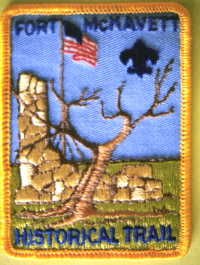 Fort McKavett Patch