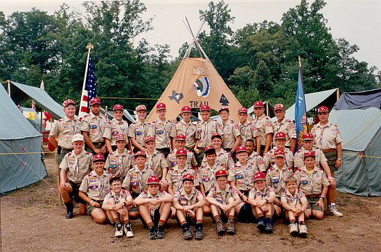 Jamboree Troop of 1993